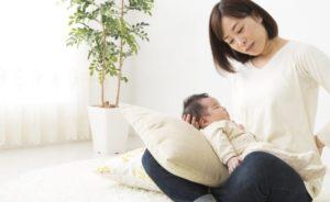 出産後に骨盤が開き腰痛になるお母さん